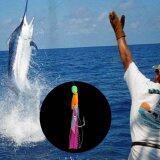 ราคา 5 ถึงชีวิตเหมือนว่ายน้ำตกปลาล่อเดียว Sharp Hook Rigs เหยื่ออุปกรณ์เสริม จีน