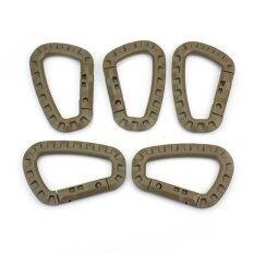 ส่วนลด 5 Pcs Plastic Carabiner D Ring Key Intl Unbranded Generic ใน จีน