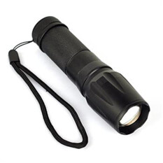 ขาย 5000Lm Xml T6 Led 5 Modes 18650 26650 Zoomable Flashlight Torch Focus Light Lamp Intl Boruit
