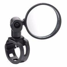 กระจกจักรยาน แบบสายรัด ขนาด5Cm (ทรงกลม)