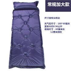 โปรโมชั่น 5Cm กลางแจ้งหนาเต้นท์เตียงเดี่ยวเสื่อเบาะพองอัตโนมัติ ใน ฮ่องกง
