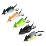 5Pcs Mouse Fishing Lure Freshwater Mice Fishing Bait Set Top Water Bait Kit Fishing Tackle Snakehead Bait Intl Unbranded Generic ถูก ใน ฮ่องกง