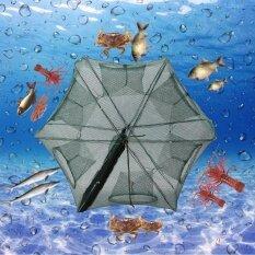ราคา 6 หลุมอัตโนมัติตกปลาสุทธิกุ้งกรงไนล่อนจับปลาทอด นานาชาติ เป็นต้นฉบับ