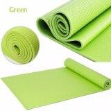 ขาย เสื่อโยคะ เสื่อออกกำลังกาย ออกกำลังกาย หนา 6 มม Yoga Mat 6 Mm Unbranded Generic เป็นต้นฉบับ