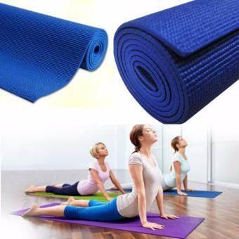 เสื่อโยคะ หนา 6 มม. ขนาดใหญ่ ยืดหยุ่นดี Yoga Mats