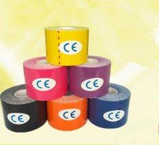 ซื้อ 6Xsports Kinesiology Tape Rehabilitation Tape 5Mx5Cm For Muscle Pain And Sports Injuries Intl ใหม่