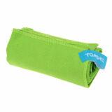 ทบทวน 75 130Cm Microfiber Quick Drying Towel Compact Travel Camping Swimming Beach Bath Body Gym Sports Towel Green Intl