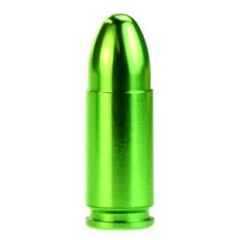 9 mm ลูกดัมมี ลูกอัลลอย ลูกดรายไฟร์ (Dry Fire) (เขียว/แดง)