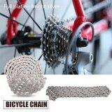 ส่วนลด 9 Speed Mtb Mountain Road Bike Steel Derailleur Chain 9 Speed Intl Unbranded Generic