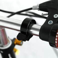 ราคา 90Db Loud จักรยานขี่จักรยานมือจับแหวนกระดิ่งปลุก สีดำ ถูก