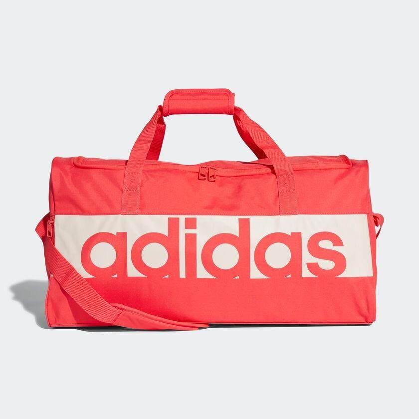 ADIDAS กระเป๋า กีฬา เทรนนิ่ง สะพายข้าง อาดิดาส Training Team Bag Linear  Performance 08c3a04737bbf