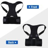 โปรโมชั่น Adjustable Shoulder Brace Support Straighten Back For Posture Correction L Intl ถูก