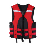ราคา *d*lt Water Sports Gilet Swimmer Life Jackets Vest Red Intl Vakind เป็นต้นฉบับ