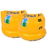 ราคา Adults Children Kids 1 Pair Inflatable Swim Swimming Arm Bands Armbands Yellow Intl จีน