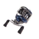 ซื้อ Af103 10 1Bb Ball Bearings Left Hand Bait Casting Fishing Reel High Speed 6 3 1 Blue ถูก ฮ่องกง