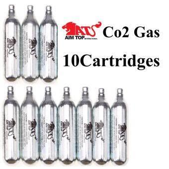 Aimtop Co2 Gas 10หลอด สำหรับปืนบีบีกัน