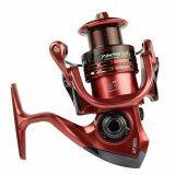 ขาย All Metal Arm 13 1Bb Spinning Fishing Reel Eva Handle Fishing Reels 3 Colors 1000 7000 Series Gapless Metal Head Spinning Wheel 1000 Golden ออนไลน์ จีน