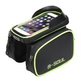 ทบทวน Allwin B Soul 6 2 Bicycle Bag Front Tube Saddle Bag Waterproof Mobile Phone Bag Intl Unbranded Generic