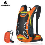 ซื้อ Anmeilu 15L Waterproof Knapsack Camelback Camping Backpack Cycling Sports Travel Bag Hiking Climbing Outdoor Bag Rucksack Orange Intl ถูก จีน