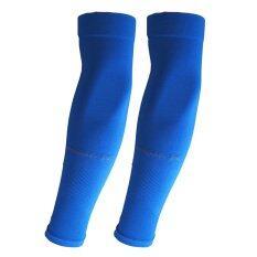 ขาย Aqua X ปลอกแขนกันแดด กันยูวี จากเกาหลี สีน้ำเงิน Free Size ราคาถูกที่สุด