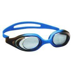 ซื้อ แว่นตาว่ายน้ำ Aquanox รุ่น G 2463 สีเทา น้ำเงิน ถูก