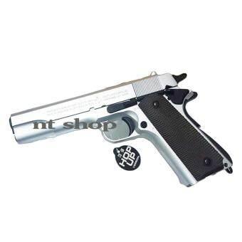 ปืนอัดแก๊สรุ่น Army R-31 สีเงิน