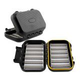 ส่วนลด Aukey Abs Plastic Foam Fly Fishing Lure Bait Hook Storage Case Box Tool Ahb013 Useful Aukey