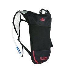 โปรโมชั่น B Soul 4L Sports Water Bags Ergonomics Hydration Cycling Backpack Outdoor Climbing Camping Hiking Bicycle Bike Bag Camelback Red B Soul