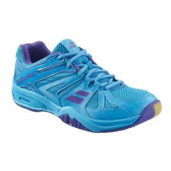 BABOLAT Badminton Shoes SHADOW TEAM 2W Blue (size US6.5 / UK4.5 / EUR37)