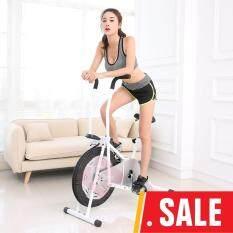 ซื้อ B G Fitness จักรยานนั่งปั่นออกกำลังกาย จักรยานบริหาร Air Bike รุ่น Bg8702 ใหม่