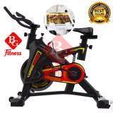 ราคา B G Spin Bike จักรยานออกกำลังกาย Exercise Fitness Spin Bike Commercial Grade ระบบสายพาน พร้อมที่จับหน้าจอแท็บเล็ต Black รุ่น S306 Bg กรุงเทพมหานคร