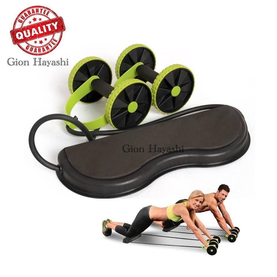 [ ส่งฟรี ] Banzai - Revoflex Xtreme อุปกรณ์ออกกำลังกาย ลดหน้าท้อง ลดไขมัน กระชับสัดส่วน เล่นได้สนุกสนาน
