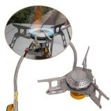 ขาย Beautymaker 3500W Portable Folding Outdoor Camping Picnic Bbq Gas Burner Mini Steel Stove Intl ออนไลน์