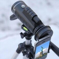 ส่วนลด Bellamall 40X60 Hd Pro Optics Outdoor Travel Monocular Telescope Phone Lens With Tripod Intl Unbranded Generic Thailand