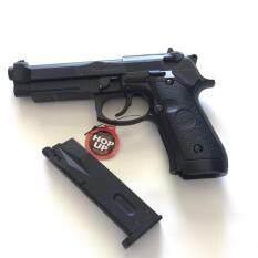 ราคา ปืนอัดแก๊ส Beretta M92 เป็นต้นฉบับ