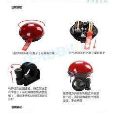 ซื้อ Bicycle Bell Ring Horn Accessory Clear And Loud Ringtone Alert Fits For Mountain Road Bike Fits 22 2 31 8Mm Handlebar Red Intl Yingjie เป็นต้นฉบับ