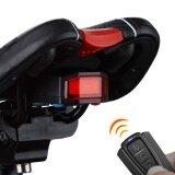 ขาย ซื้อ ออนไลน์ Bicycle Cycling Tail Rear Cob Led Light Usb Rechargeable 3 Modes Wireless Lamp Intl