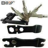 Bicycle Mechanic Fix Tools 19 In 1 Portable And Foldaway Multi Function Repair Tool Kit Intl ใหม่ล่าสุด