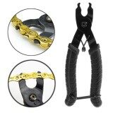 Bike Chain Missing Link Opener Closer Remover Pliers Bicycle Repair Tools Color Black Intl เป็นต้นฉบับ