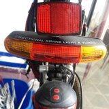 ราคา Bike Turn Signal Bicycle Light Brake Tail Cycling Light Electric Horn 3 In 1 Intl ที่สุด