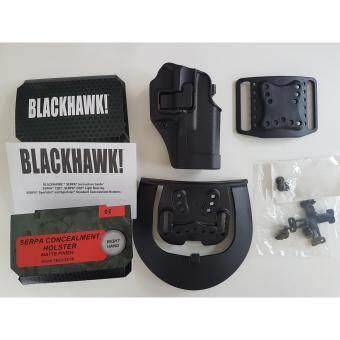 Blackhawk glock 19 ซองปืน พกนอก