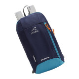 ราคา Bolehdeals 15L Kids Adults Waterproof Backpack Casual Travel Hiking Daypack Dark Blue Intl ใหม่ ถูก
