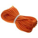 ซื้อ Bolehdeals 8Mm Climbing Safety Sling Rappelling Rope Auxiliary Cord Orange 20M Intl