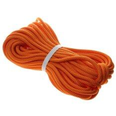ขาย Bolehdeals 8Mm Climbing Safety Sling Rappelling Rope Auxiliary Cord Orange 20M Intl Bolehdeals ใน จีน
