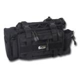 ขาย ซื้อ Bolehdeals Black Fishing Tackle Bag Waterproof Storage Waist Shoulder Carry Case ใน จีน