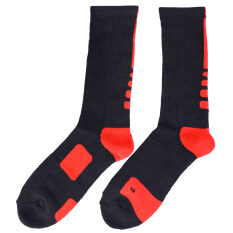 ซื้อ Bolehdeals Men Quick Drying Towel Sweat Socks Tube Outdoor Athletic Basketball Socks 07 Intl Bolehdeals ถูก