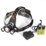 ขาย Boruit 8000Lm 3 Xm L2 Led Headlamp 4 Mode Headlight Usb Lamp Torch 18650 Charger Intl Boruit เป็นต้นฉบับ