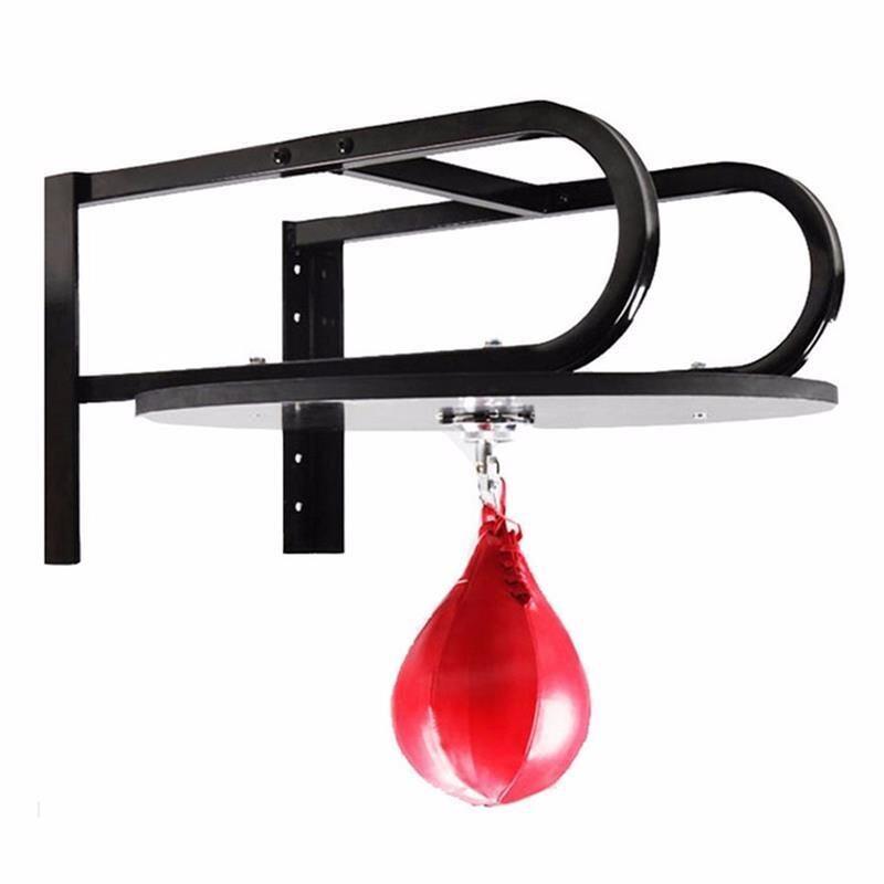 Boxing Pear Shape PU Speed Ball Swivel Punch Bag Punching Exercise Speedball Speed Bag Punch Fitness Training Ball | Lazada.co.th