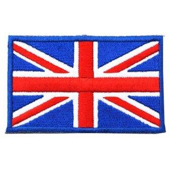 สายรัดข้อมือปักธงอังกฤษ B - นานาชาติ