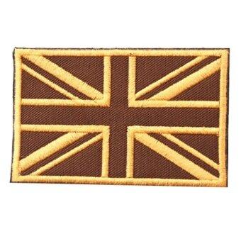 British Flag Patch Embroidery armband G Kohlershop - intl